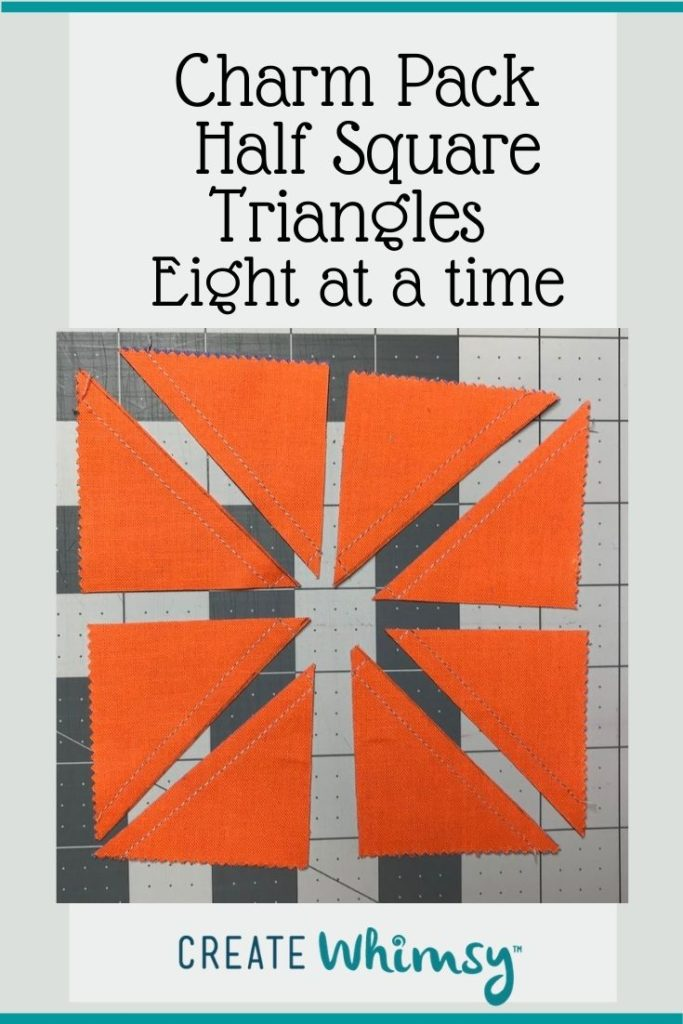 Charm Pack Half Square Triangles Pinterest Image 7