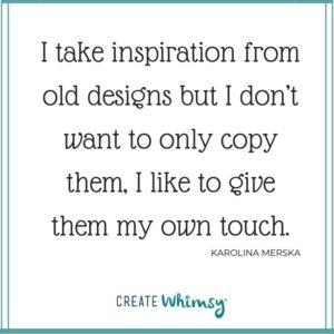 Karolina Merska quote