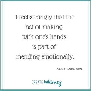 Ailish Henderson Quote