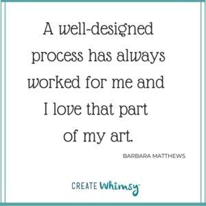 Barbara Matthews Quote