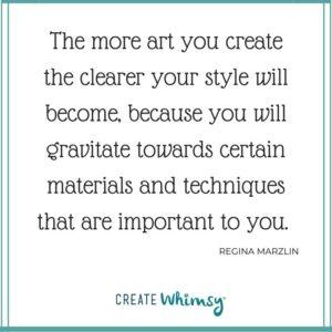 Regina Marzlin Quote
