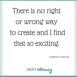 Chantel Conlon Quote