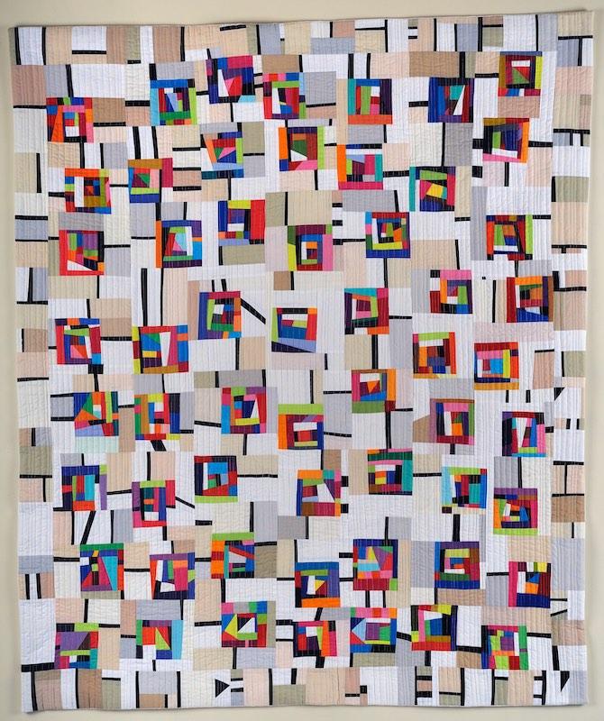 Color Grid by Cindy Grisdela
