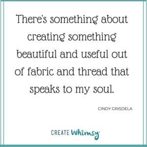 Cindy Grisdela Quote