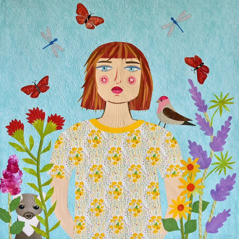 Maria and the Finch by Kristin Shields