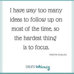 Kristin Shields Quote