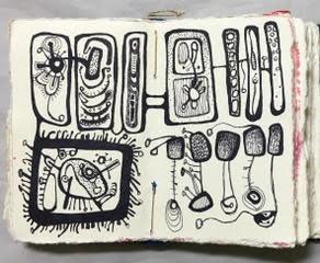 Miki Rodriguez Sketchbook