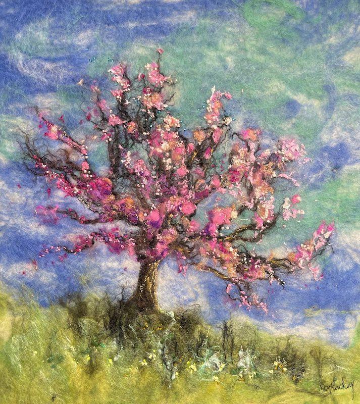 Cherry Blossom by Moy Mackay