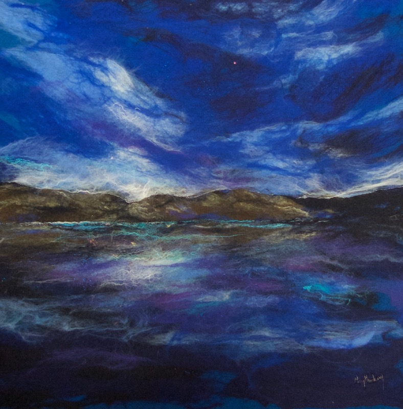 The Sound of Sleat by Moy Mackay