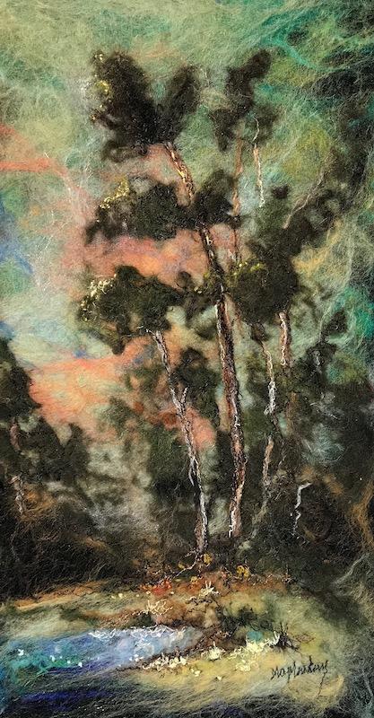 Fairy Pool Pines