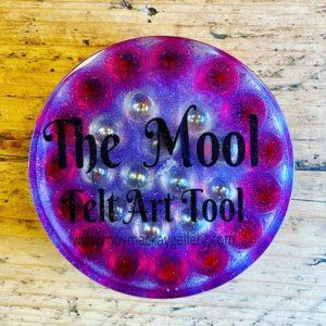 Mool Felting tool