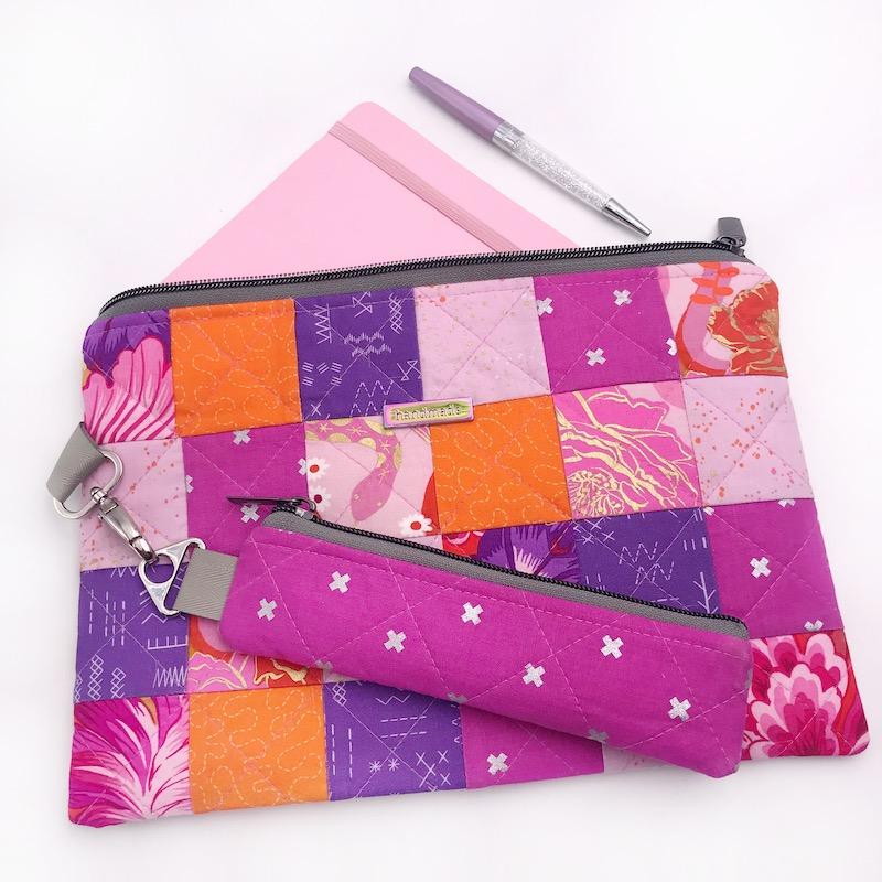 Notebook Clutch Pattern