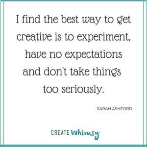 Sarah Ashford Quote