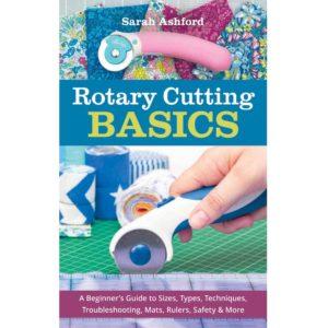 Book cover: Rotary Cutting Basics