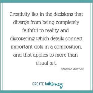 Andrea Lewicki Quote