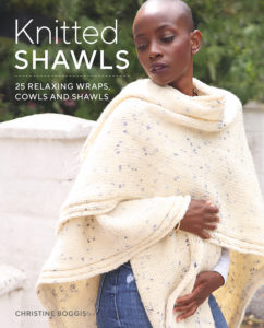 Knitted Shawls book cover