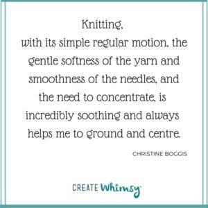 Christine Boggis Quote