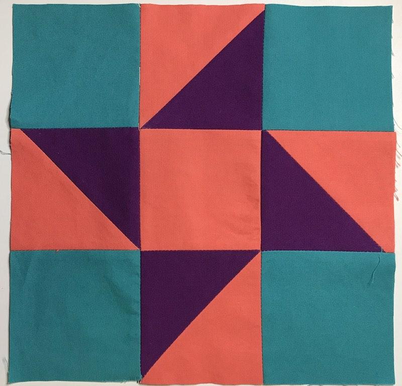 Simplex Star Quilt Block