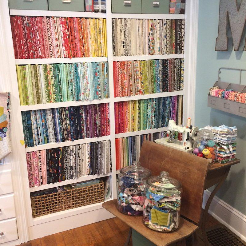 Lee Chappell Monroe Fabric Storage