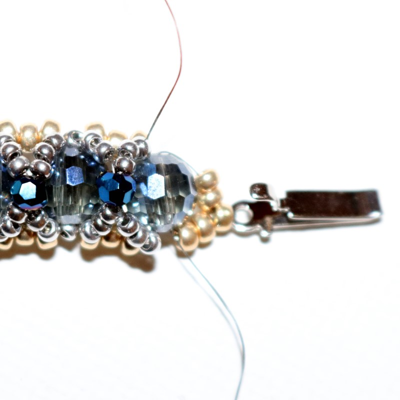 Looking Glass Bracelet continue to other end