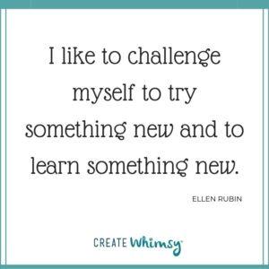 Ellen Rubin Quote