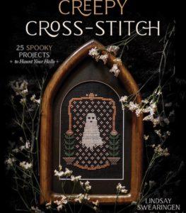 Creepy Cross-Stitch book cover
