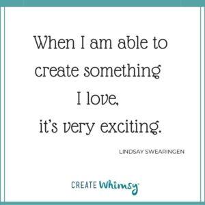 Lindsay Swearington Quote