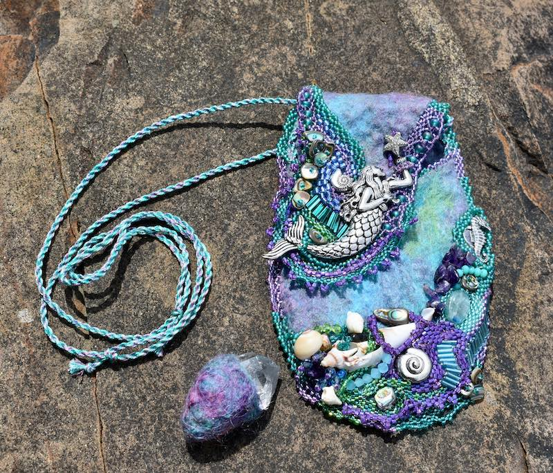The Mermaid Goddess by Sharon Riley