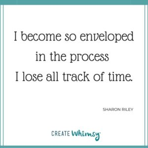 Sharon Riley Quote